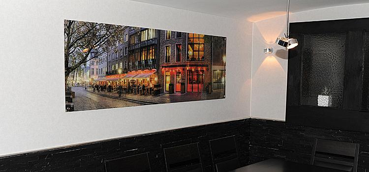 Beispiel Foto auf Acrylglas