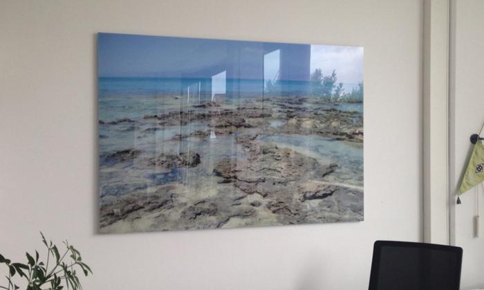 Ausführung in Acrylglas Premium